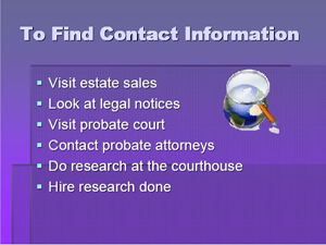 probate-findcontactinfo