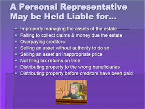 probate-legalramifications