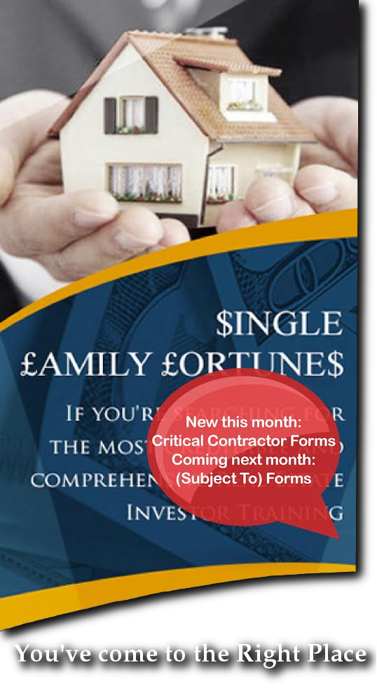 Single Family Fortunes
